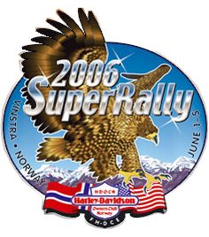 2006 SuperRally logo