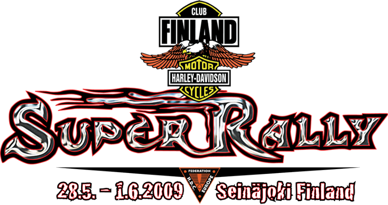 2009 SuperRally logo