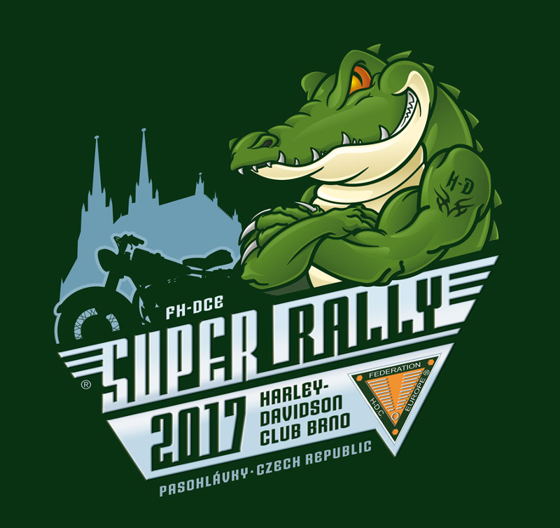 2017 SuperRally logo
