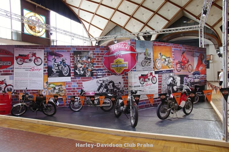 Prague Harley Days 2019